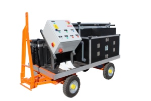 Cee Bee Cleaning Machine